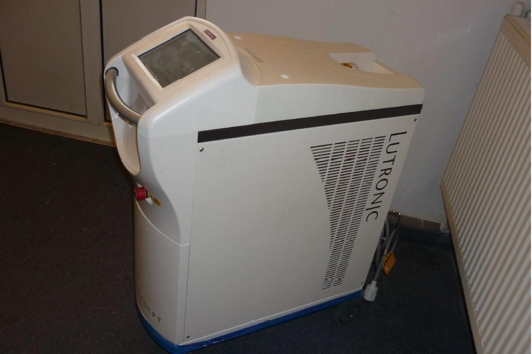 Laser Medeyczny ACCUSC ULPT II