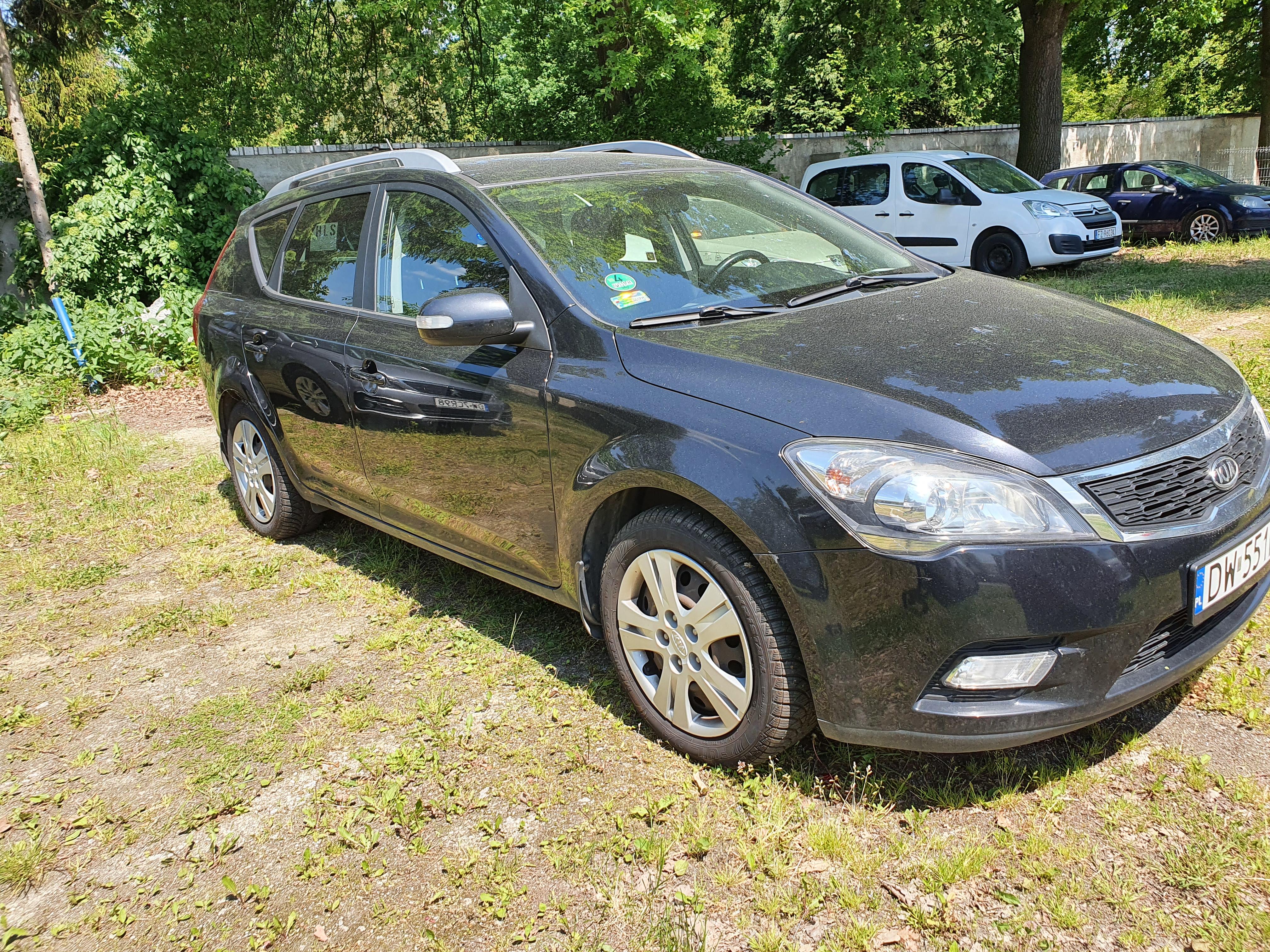 Kia Ceed 1.6 crdi L Sporty Wagon
