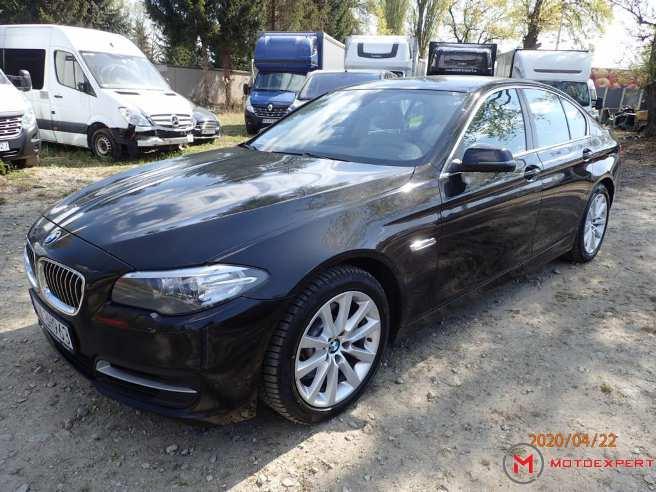 BMW 520d aut