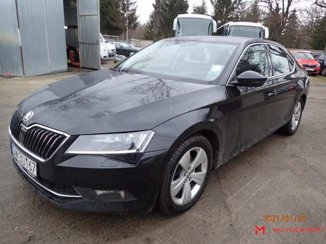 SKODA Superb III 1.6 TDI Ambition