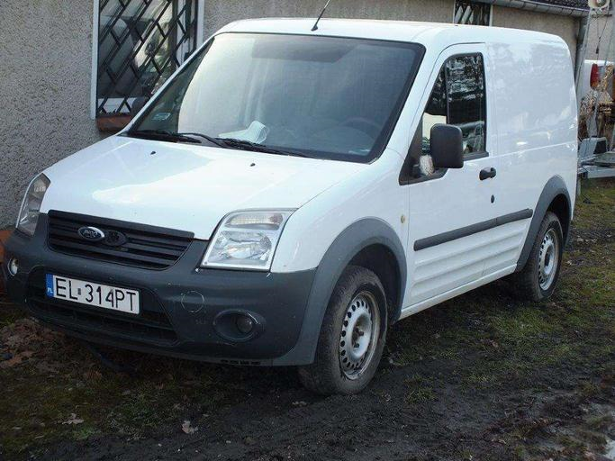 FORD Conect 1.8 TDCi