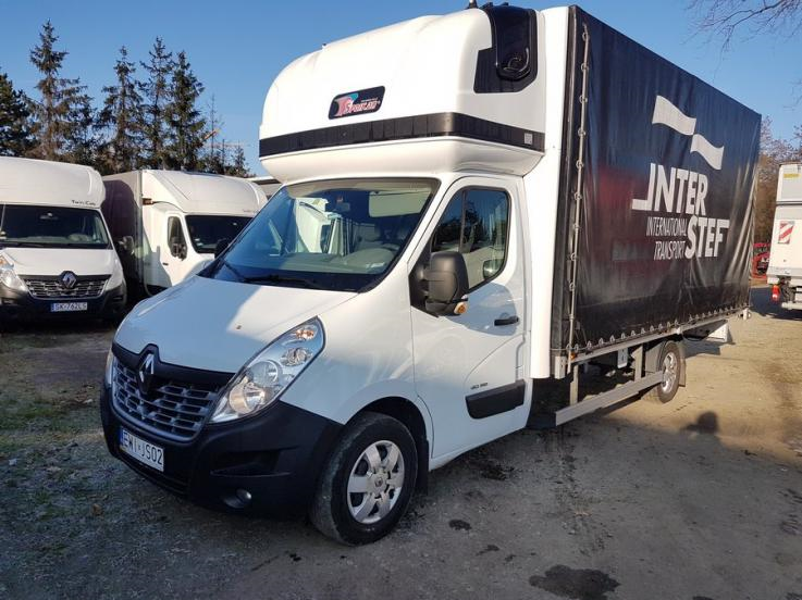 RENAULT  Master dCi L3 Pack 170 Energy