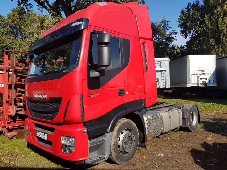 IVECO AS 440S46 T/P 4x2