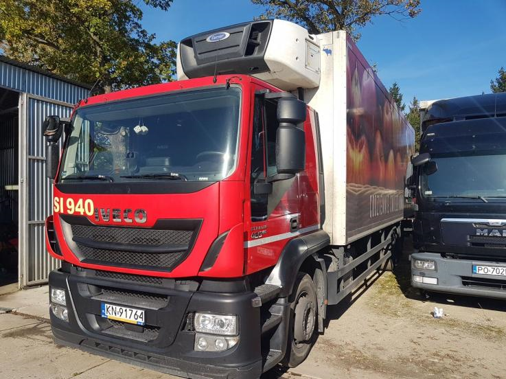 IVECO AT 420 Stralis