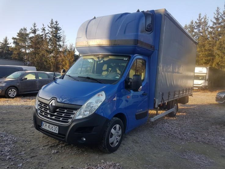 RENAULT  Master dCi L3 Pack 165 Energy