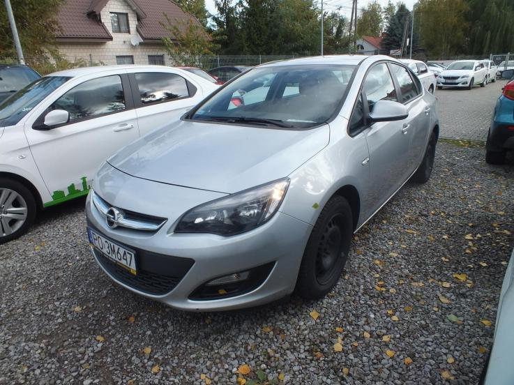 OPEL Astra IV 1.4T