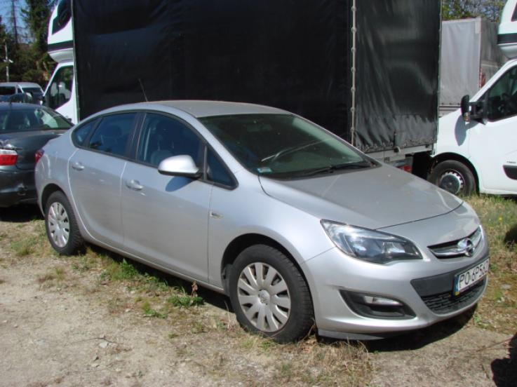 OPEL Astra IV 1.4 T S&S
