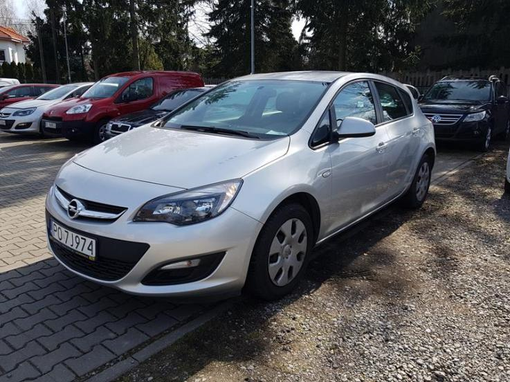 OPEL Astra IV 1.4 T