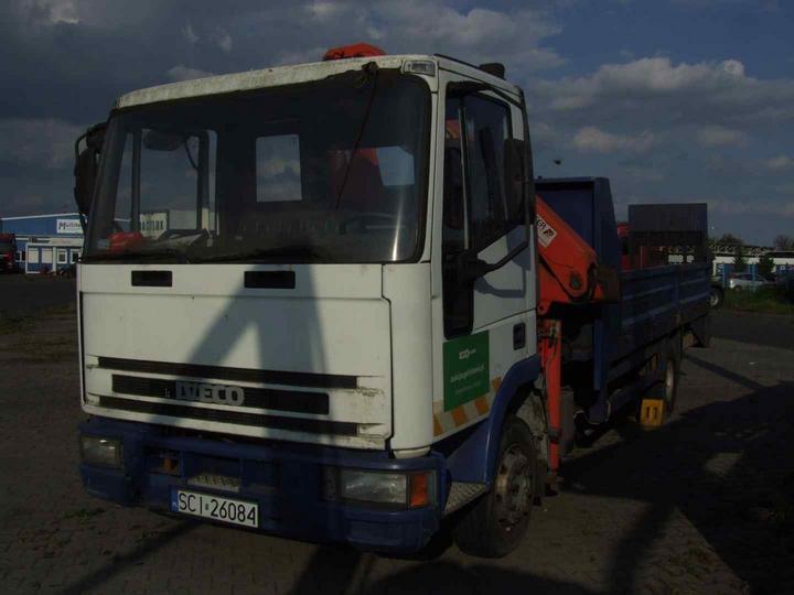 IVECO CARGO ML100E15 E2