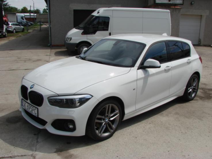 BMW 118i M Sport Shadow