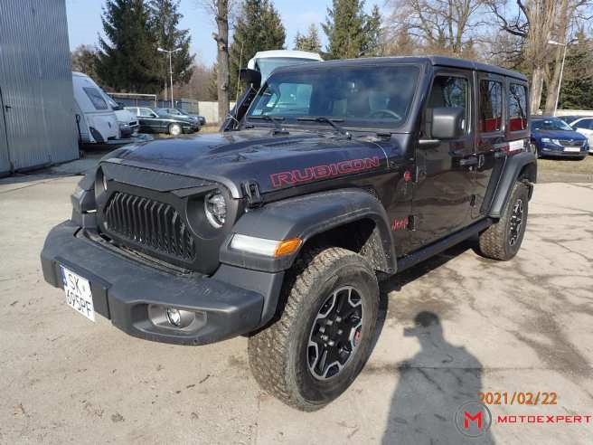 JEEP Wrangler Unlimited GME 2.0 Turbo Rubicon