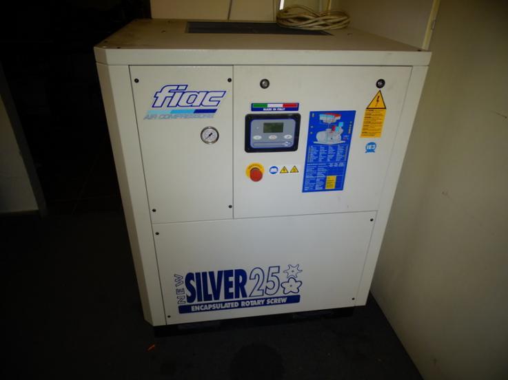 Kompresor Srubowy FIAC NewSilver 25