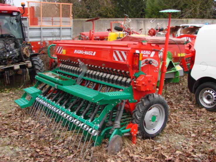 Agro-Masz Siewnik SR 270