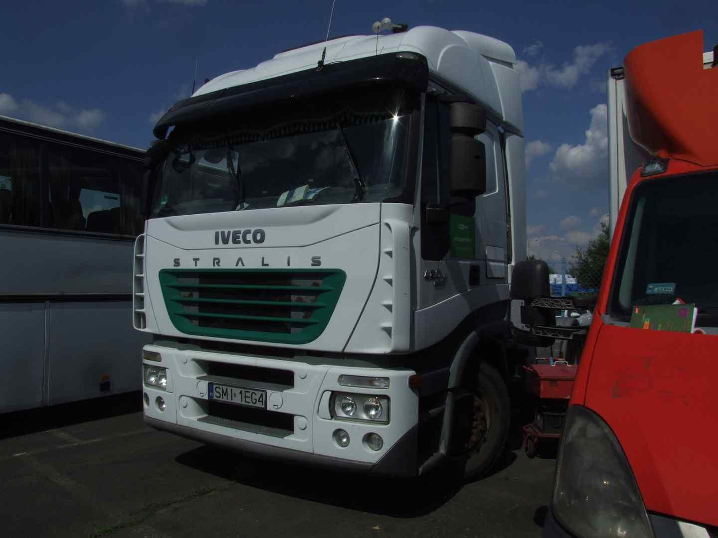 IVECO AS 440 S42 Stralis