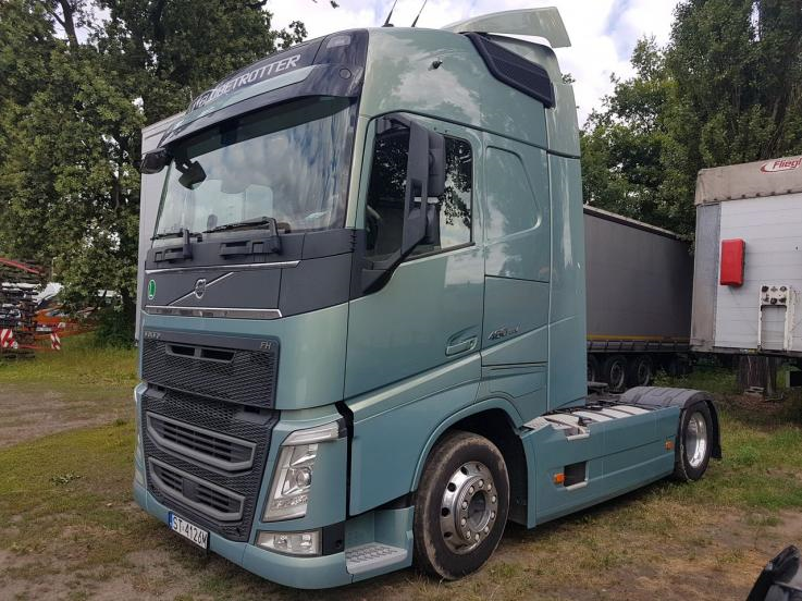VOLVO FH 460 4x2 Xlow Globetrotter