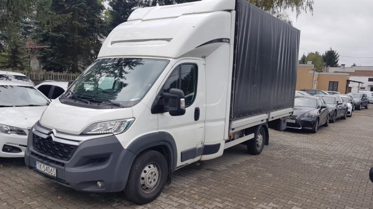 CITROEN Jumper 35+ BlueHDi L4