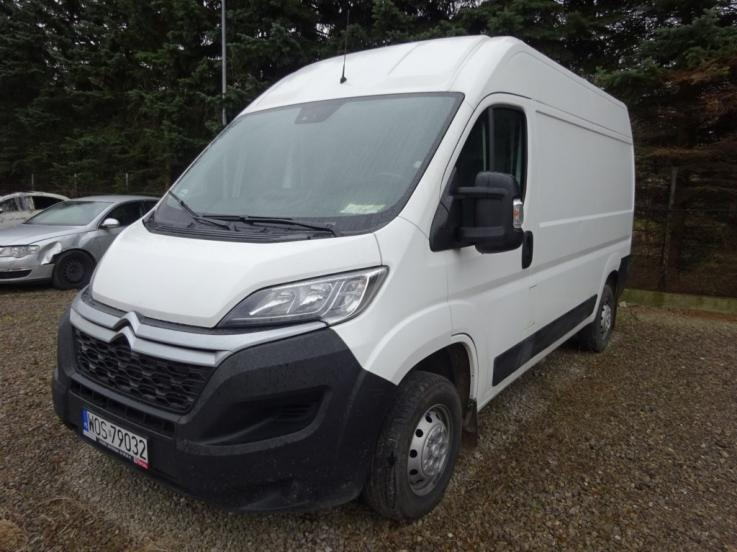 CITROEN Jumper 33 BlueHDi L2H2