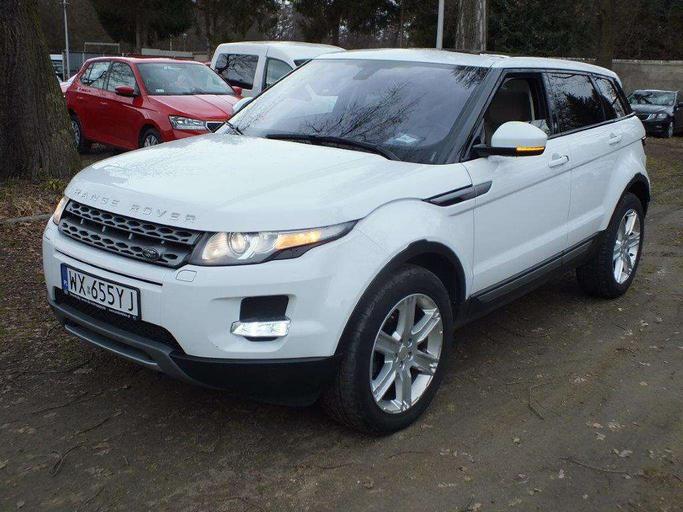 LAND ROVER Range Rover Evoque Si4 2.0