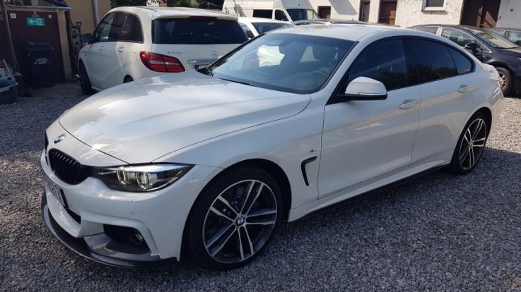 BMW 430i GPF xDrive M Sport