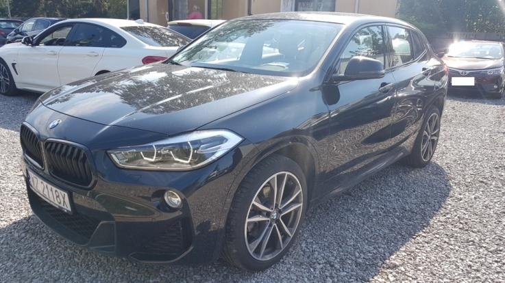 BMW X2 sDrive18d M Sport