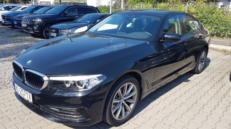 BMW 518d Sport
