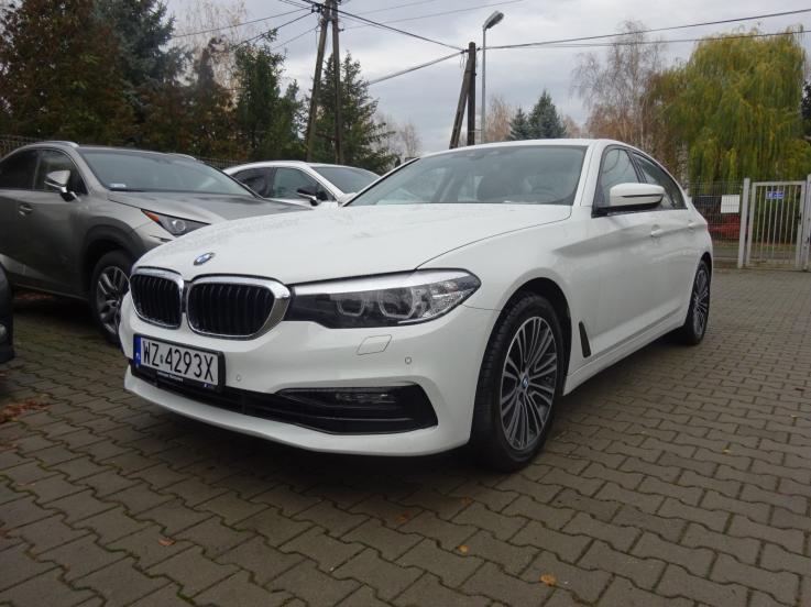 BMW 518d Sport Line