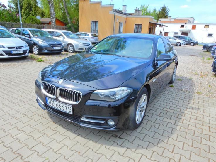 BMW 518d aut